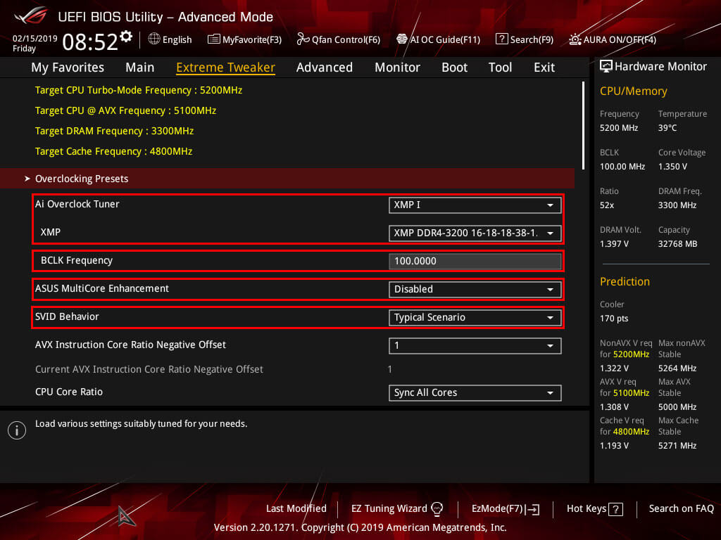 ASUS Maximus Hero XI Extreme Tweaker Part I