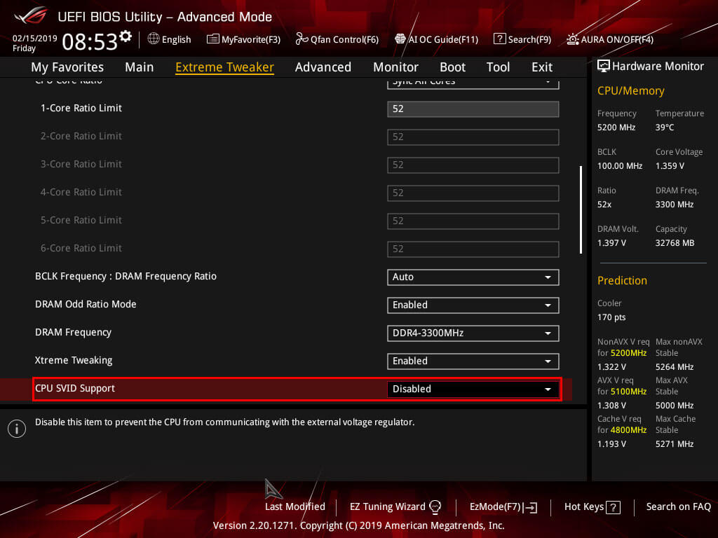 ASUS Maximus Hero XI Extreme Tweaker Part II