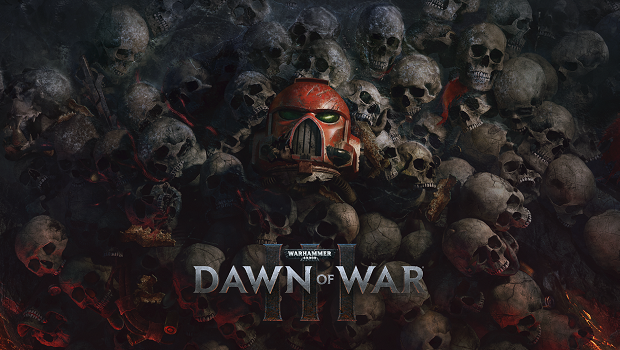 Warhammer 40.000: Dawn of War III RTS Banner