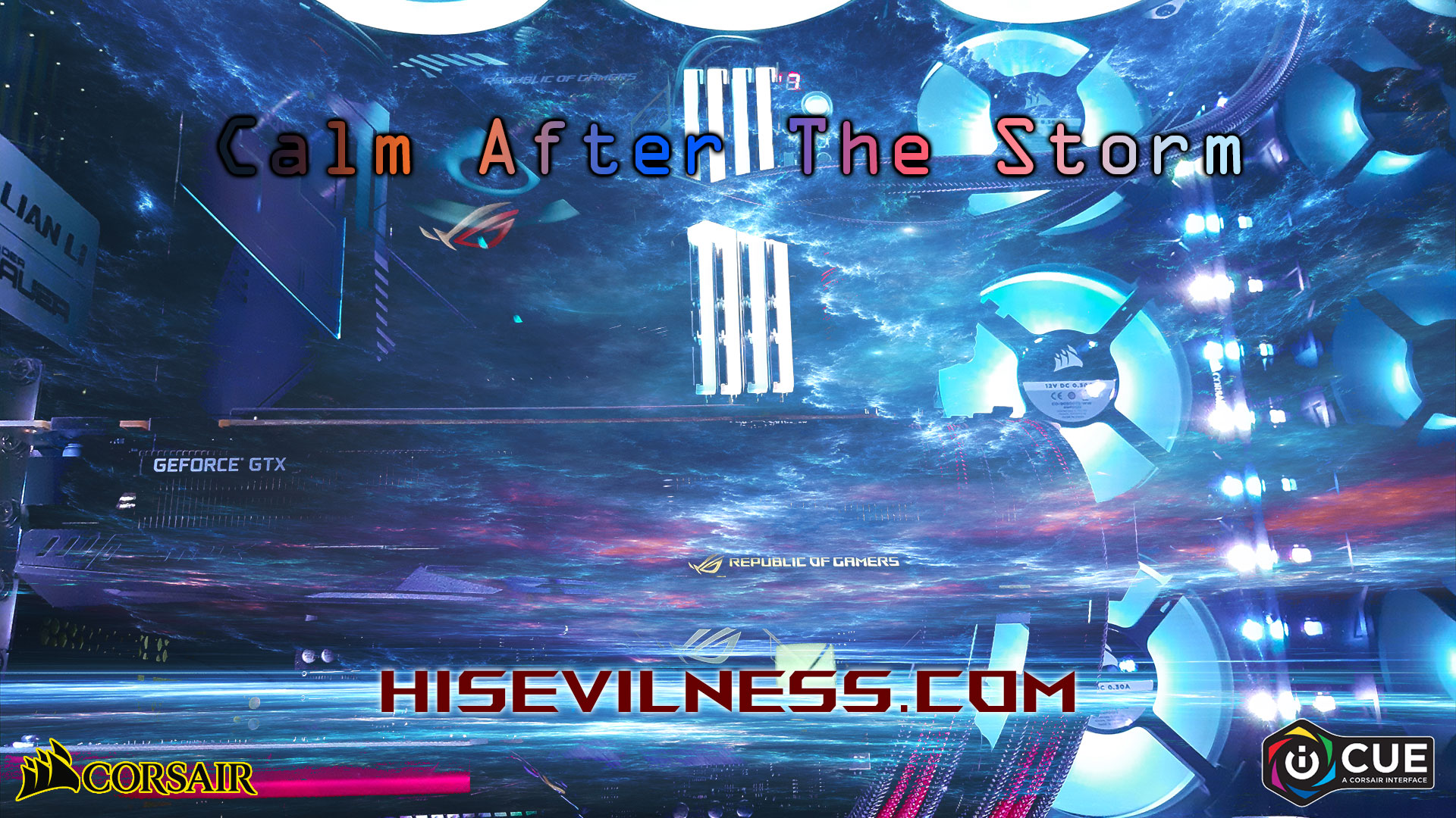 Evil's Personal Palace - HisEvilness - Paul Ripmeester - Calm After